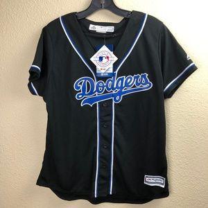Los Angeles Dodgers  Women's Majestic Jersey